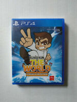 Kunio-Kun The World Classic Collection PlayStation PS4 English Chinese Pre-Owned