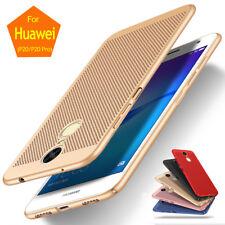 Pour Huawei P20 Pro Mince Difficile Plastique Respirant Antichoc Etui Coque Case