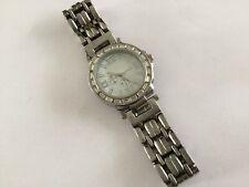 Horloge Met Zilveren Band Van Mees & Co