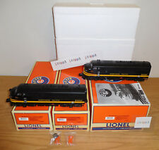 LIONEL #34625 NORTHERN PACIFIC O SCALE LEGACY F3 DIESEL ENGINE LOCOMOTIVE TRAIN