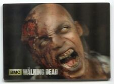 The walking Dead Season 3 Dog Tag 3D Sticker # S5 of 24