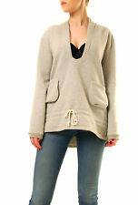One Teaspoon Women's Palais De Lange Hoodie Grey Size S RRP $111 BCF612