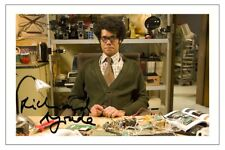 RICHARD AYOADE THE IT CROWD SIGNED PHOTO PRINT AUTOGRAPH