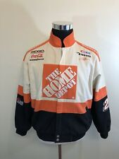 TONY STEWART Home Depot CHASE Coca-Cola OLD SPICE (Youth XL) Jacket