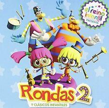 Various Artists - Rondas y Canciones Infantiles 2 / Various [New CD] Argentina -