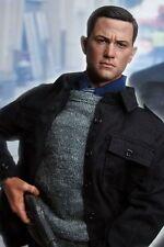 Custom 1/6 Scale Joseph Gordon Blake Robin Head Sculpt For Hot Toys Figure Body