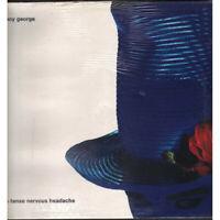 Boy George LP Vinyl Tense Nervous Headache/Vertigo V2546 Sealed