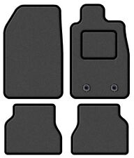 LEXUS IS250 IS220 2005 ONWARDS TAILORED GREY CAR MATS WITH BLACK TRIM