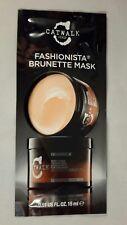 Catwalk TIGI Fashionista Brunette mask 15ml travel size x 4 (months supply)