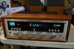 Vintage! Marantz 2220b 2-Channel Stereo Receiver with Wood Case
