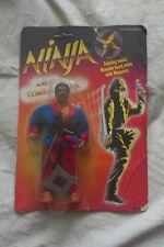 Vintage Sealed NINJA MASTER He Man Galaxy Warriors Wrestlers KO FIGHTERS