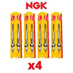 4x NGK Glow Plugs for BMW X3 E83 2.0 04->07 E83