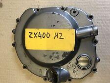 Kawasaki ZXR400 H2 ZXR 400 H Clutch cover engine case