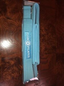 Club Pilates Reformer Straps Tiffany Blue Teal BRAND NEW