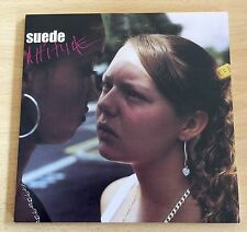 """Suede - Attitude  7""""  Vinyl"""