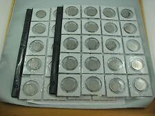 Canada 50 cents 20X 2001p UNC BU 20X 1952/ 2002 UNC BU