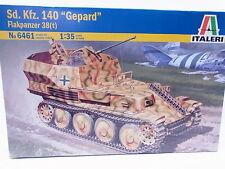 """LOT 1125   Italeri 6461 Sd.Kfz.140 """"Gepard"""" Flakpanzer 38 (t) 1:35 ungebaut OVP"""