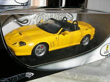HOTWHEELS 1/18 FERRARI 550 BARCHETTA PININFARINA !!