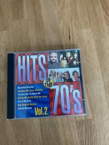 Hits of the 70's Vol.2 CD, Beautiful Sunday, Cousin Norman, It's In His Kiss...