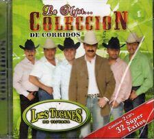 Los Tucanes de Tijuana La Mejor Coleccion de Corridos  CD New Sealed