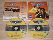 Top Pistolet Cd-I Video CD - Tom Croisière Philips German Pal Press IN Mint