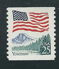 Scott # 2280...25  Cent.....Flag Over Yosemite.... 20 Stamps