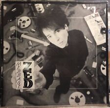 Zed- Message LP- Rare Private Press- Synth/Goth!!