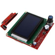 LCD 12864 Graphic Smart Display Controller module with connector adapter Set