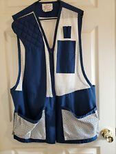 Seams Inc. Sportswear Skeet/Trap Shooting Jacket size 44 Pre-Owned-