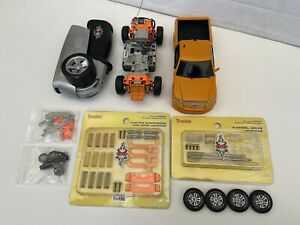 XMODS Evolution 2005 Ford F150 Truck With Off-road Lift Kit 4WD And Drop Kit 2