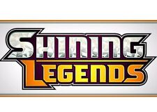 X-2 Shining Legends Code Pokemon TCG Online Booster Sent Almost Instantly