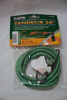 World Famous #2106 shock cords 50 inches ( 1 per package ) green (store#bte25)
