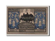 [#353382] Notgeld, Oberschlesien, Gleiwitz, 50 Pfennig (1922), Kono E 42090