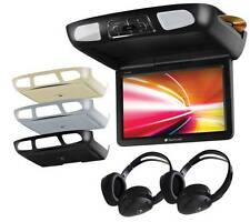 "Planet Audio P12.1ES 12.1"" LCD Roof Mount DVD Car Monitor"