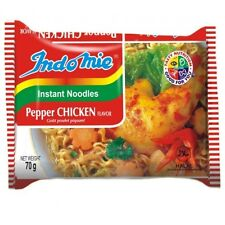 Indomie Instant Pepper Chicken Noodles 70g (Pack of 10)