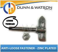 Anti Luce / Rattle Fastener (Caravan, Horse Float, Camper Trailer) 60mm Thread