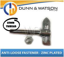 Anti Luce / Rattle Fastener (Caravan, Horse Float, Camper Trailer) 60mm Thread