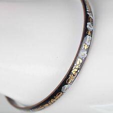 Markenlose Modeschmuck-Armbänder aus gemischten Metallen ohne Stein für Damen