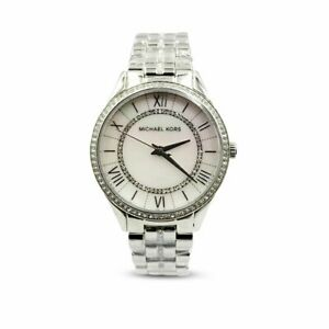 Pre-owned Michael Kors MK-3900 Ladies Watch Excellent Condition