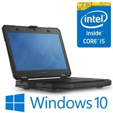 "Dell Latitude 5404 Rugged Intel i5 4310U 8G 256G SSD DVDRW 14"" HDMI Win 10 Pro"