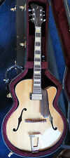 2009 J.W. Murphy Hand Carved Custom Archtop with case, 1000 year old Sitka top