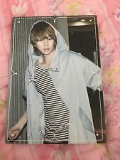 Super Junior Heechul Modern Frame Starcard Star Collection Official PhotoCard