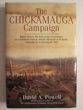 The Chickamauga Campaign—Barren Victory: The Retreat into Chattanooga