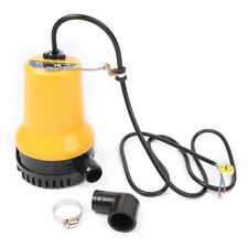 DC 24V Submersible Water Pump 1620GPH 6000L/H Pond/Pool Dirty Clear Tool Plastic