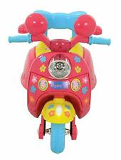 Peppa Pig 6V Battery Operated Trike Ride On Pink MV Sports Ages 3 Years+