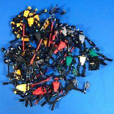 K'Nex Construction Building Toys Robot Army Figures Reb Yellow Green Black Blue