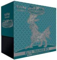 Pokémon SUN & MOON Crimson Invasion ETB Elite Trainer Box - NEU OVP - Englisch