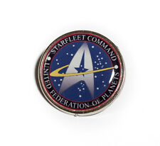 Star Trek Starfleet Command 25mm Pin Badge