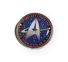 Star Trek Starfleet Command 25mm Pin Badge