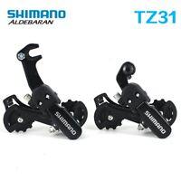 Shimano TX 31  Deraliatore Rear Derailleur Wheels w//hanger